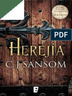 Herejia - C. J. Sansom