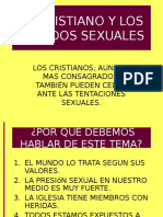 El Cristiano y Los Pecados Sexuales