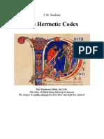 The Hermetic Codex