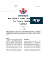 Best Method to Balance Torque Loadings On a Pumping Unit Gearbox.pdf