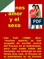 Sexualidad y Amor en La Juventud