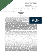 Laporan Praktikum Biokim enzim katalase pada darah.docx