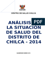 Asis c.s Chilca 2015
