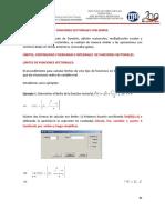 Funciones Vectoriales Con Derive