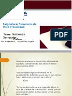 Clase 1 - Etica Nociones Generalesasd