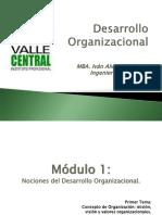 Desarrollo Organizacional Módulo 1.pdf