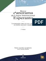 LIVRETO Breve Panorama da Língua Internacional Esperanto.pdf