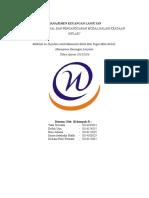 Makalah_mkl - Penjatahan Modal Dan Penganggaran Modal Pada Saat Inflasi