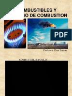 MB312 Clase 5.1 Combustibles y Procesos de Combustión 2013-2