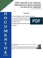 Alejandro Chafuén - Libre comercio en las Américas El Liderazgo de los Países Pequeños.pdf