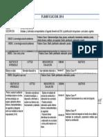 Planificacion Segundo Semestre Tecnologia 3basico 2014