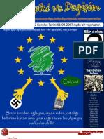 Tepki ve Değişim Dergisi 22. sayı