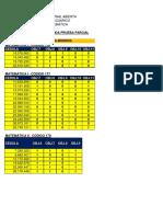 Segunda Parcial - CODIGO 175-176-177-178-179
