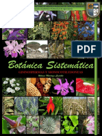 Manual de Botanica Siste Matic a i