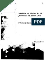 Auditoria Obra Publica en Santa Cruz-Noviembre 2016