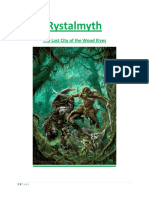Rystalmyth The Last City of The Wood Elves
