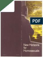 New Horizons for Homosexuals