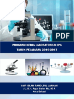 contoh cover program laboratorium