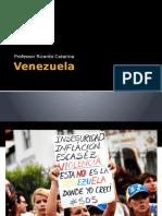 Venezuela - um olhar sobre a crise