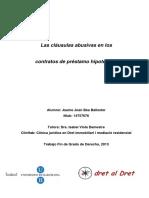 USO DE CLAUSULAS ABUSIVAS EN EL DERECHO HIPOTECARIO.pdf