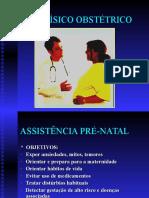 Exame Fisico Obstetri