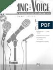 Scoring for Voice