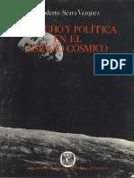 Derecho Politica Espacio Cosmico