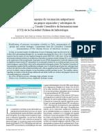 Vacunaciòn Antipertussis