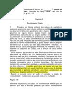 [Estado Burguês, Marxismo] O Estado Na Sociedade Capitalista Capitulo 5 - Ralph Miliband - Copia