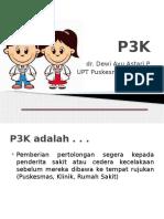 P3K DOKTER KECIL