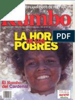REVISTA RUMBO- 161