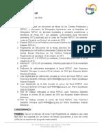Resolución N 9 2016-2-JF-F