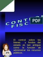Control Fiscal Escuela de Gobierno 1 Wilfrido