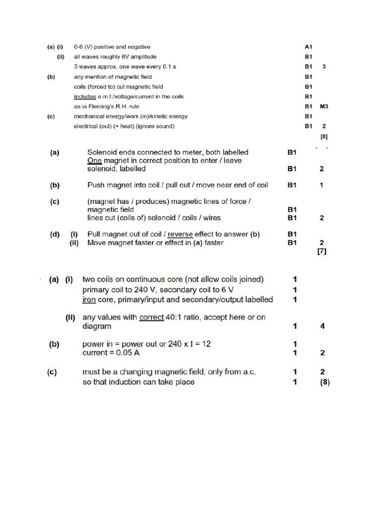 Ans Induced Electrmagntpdf Fleming Wiring Diagrams
