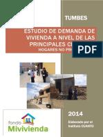 29 Informe Final No Propietarios Tumbes Fondo Mivivienda