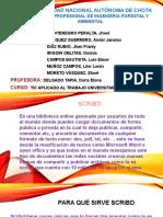 Universidad Nacional Autónoma de Chota Tic