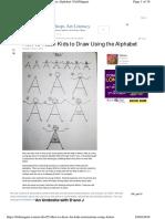 Feltmagnet.com Crafts 25 How to Draw for Kids Instructi