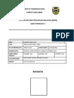 TUGASAN 1- RAWATAN PATAH TANGAN.docx