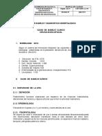 Guias de Cirugia Maxilofacial 03 Junio 2014