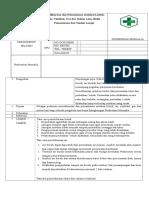 8.5.1.2 SOP Pemeliharaan dan Pemantauan Instalasi Listrik, Air, Ventilasi, Gas dan Sistem Lain, Bukti Pemantauan dan Tindak Lanjut - Copy.docx