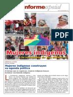 Mujeres Indigenas Cast