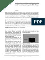 FULL-Analisis Gerak Harmonik Teredam Pada Rangkaian RLC Dengan Spreadsheet Excel