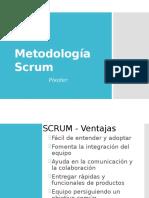 Metodología SCRUM - IntelAg