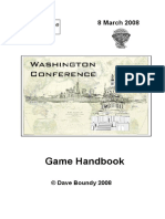 Washington Conference Game Handbook Without Maps