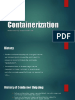 Containerization- CCFF Paper III