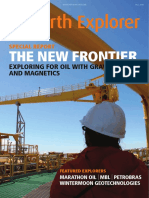 The New Frontier Exploring for Oil With Gravity and Magnetics