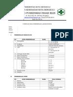 Formulir Hasil Pemeriksaan Laboratorium