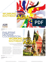 Philippine Defense Cooperation Working With Southeast Asia