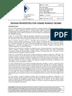 design properties for crane runway beam.pdf