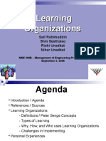 Learning Organizations(FINAL)